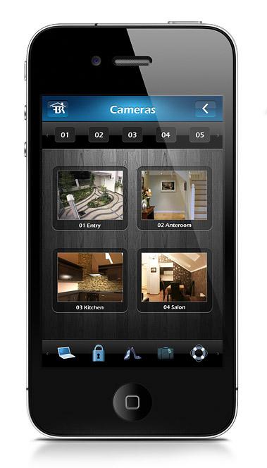sigurnost doma, kamere, detektor dima, detektor pokreta, dojave