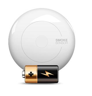 Senzor dima, detektor dima, alarmni sustav, dojava požara, vatra